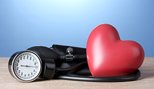 Heart and Heart Pressure Test